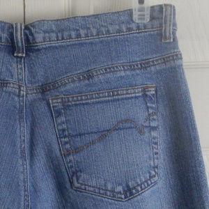 Venezia Blue Jeans Stretch Pants Denim Pockets